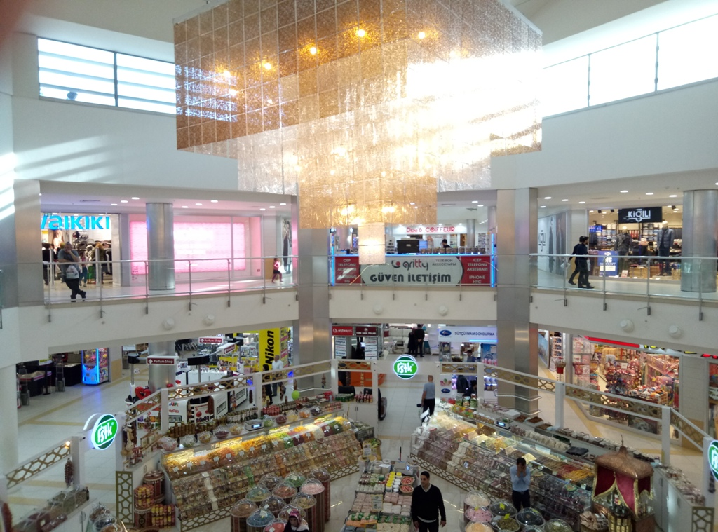 3e0bd872c2f Alanya is famous for its trade centers, the most famous of which is  Alanyum. This large trade center offers a countless number of the