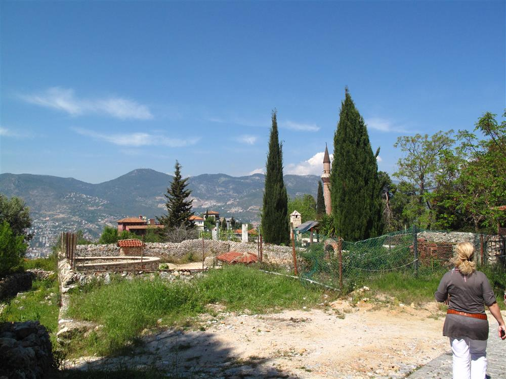 Sightseeing in Alanya. What to visit in Alanya. Dream Alanya Real ...
